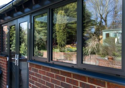 Aluminium Windows & French Door